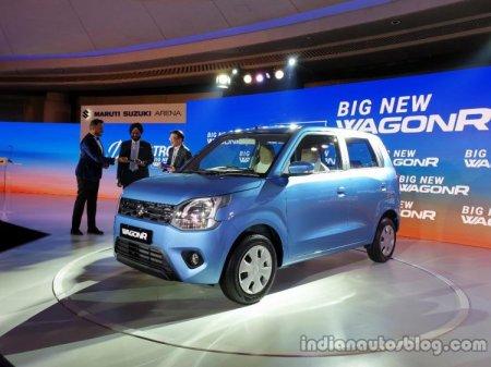 Suzuki Wagon R 2019 Dirilis di India