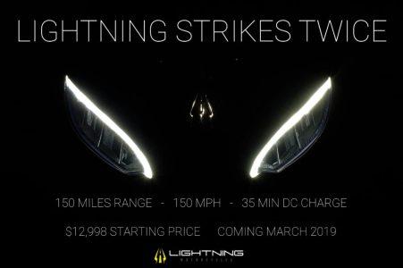 Teaser Lightning Strike