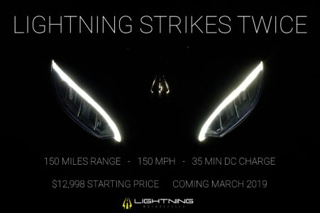 Teaser Lightning Strike