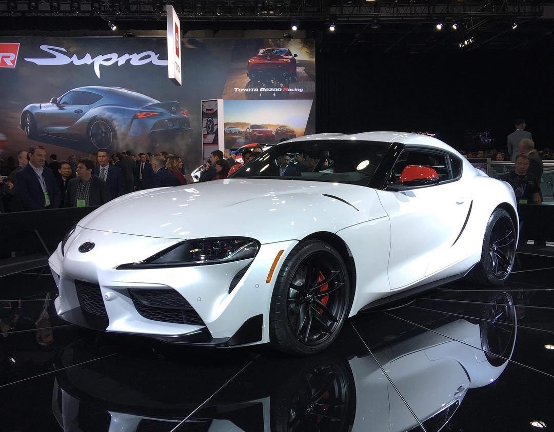 Toyota Supra 2020 Akhirnya Debut di Detroit Auto Show