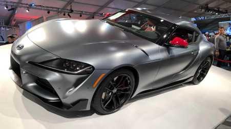 Toyota Supra 2020 Produksi Pertama Terjual