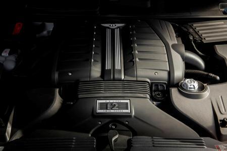 Mesin Bentley Bentayga Speed
