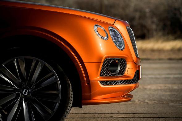 Bentley Bentayga Speed (5)