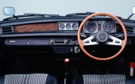 Dashboard Honda Civic 1978