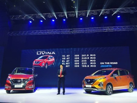 Launching All New Livina