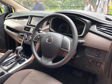 Interior All New Livina