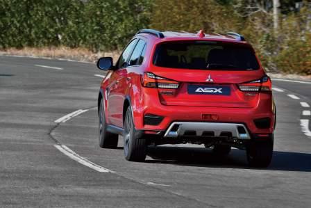 Mitsubishi ASX atau Outlander Sport 2020