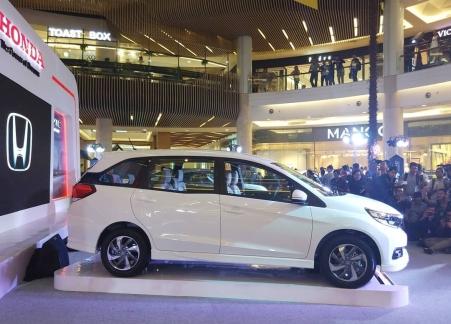 New Mobilio Facelift 2019