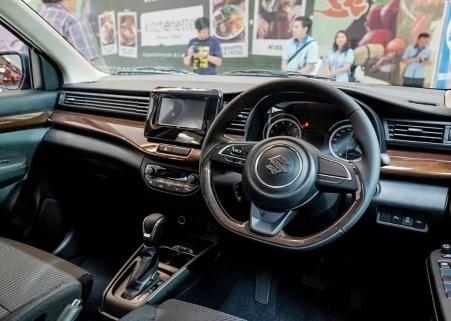 Interior All New Ertiga Suzuki Sport