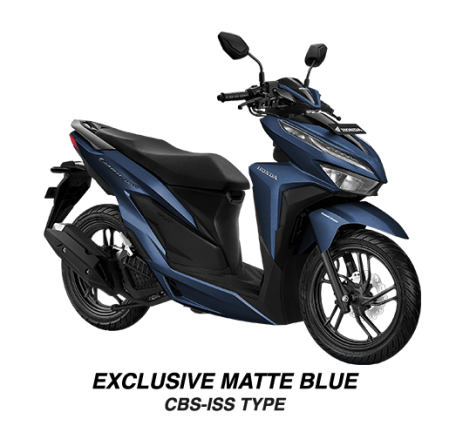 Vario 150 warna baru 2019 - Exclusive Matte Blue