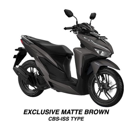 Vario 150 warna baru 2019 - Exclusive Matte Brown