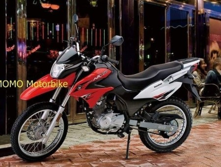 Haojue NK150 jadi DR150 di Indonesia (1)