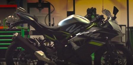 Harga Ninja 250SL 2019