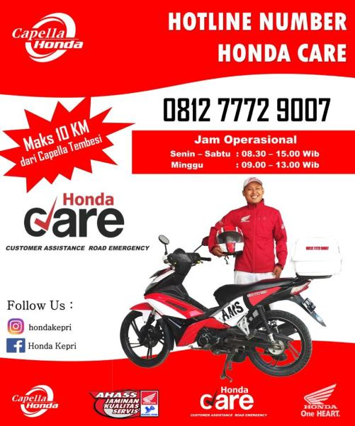Honda Care Batam