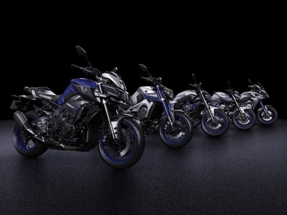 Yamaha MT Family