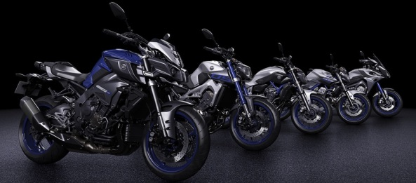 Yamaha MT Family