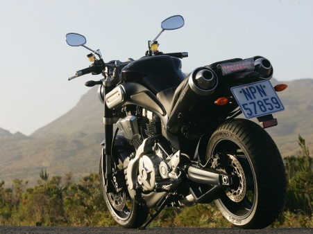 Yamaha MT-01 2004 - 2009