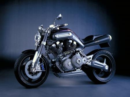 Yamaha MT-01 Concept 1999