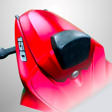 Single Seat Cover GSX-R150