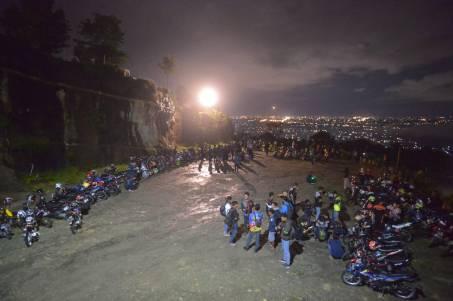Suzuki Saturday Night Ride - Jogja