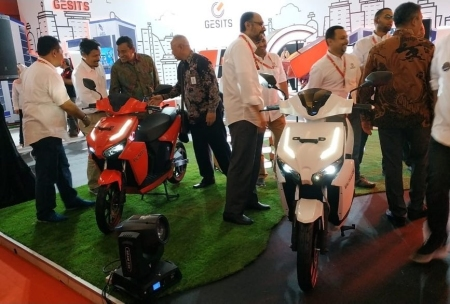 Launching GESITS di IIMS 2019
