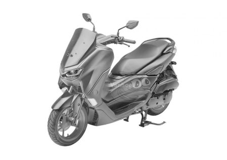 Patent Yamaha NMax 2020