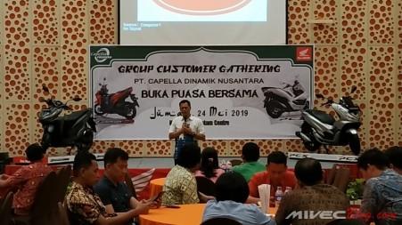 Group Customer Gathering Capella 2019 (2)