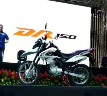 Launching DR150 di Columbia (5)