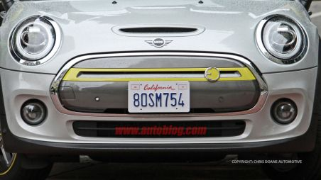 Fascia Spyshot Mini Cooper S E