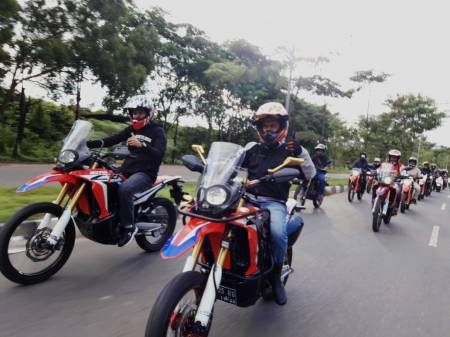 Rolling City - Supermoto Street Gathering Batam 2019