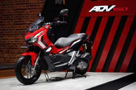 Honda ADV150 Indonesia