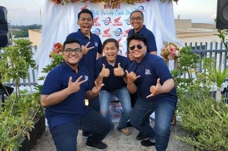 Squad Blogger Vlogger Otomotif Batam