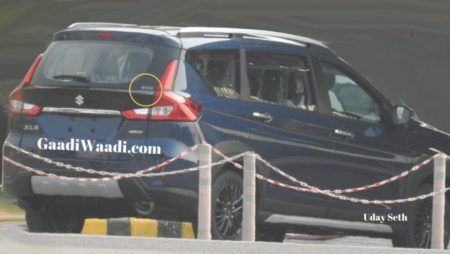Suzuki XL6, SUV Suzuki dari Basis All New Ertiga