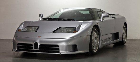 Bugatti EB110 GT (2)