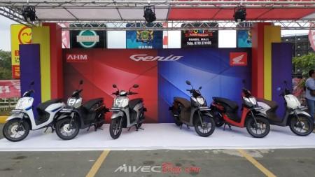 Launching Honda Genio Batam