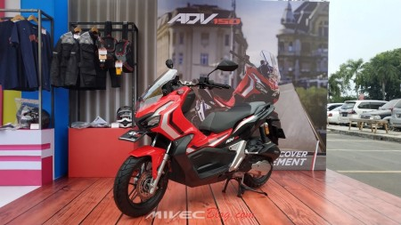 Launching Honda ADV150 Batam