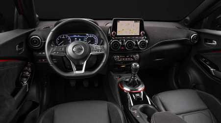 Interior All New Nissan Juke 2020