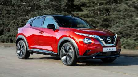 All New Nissan Juke 2020
