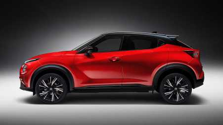 All New Nissan Juke 2020 - Tampak Samping
