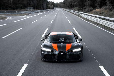 Bugatti Chiron Pecahkan Rekor Mobil Tercepat (1)