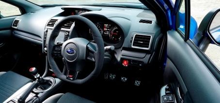 Interior EJ20 Final Edition