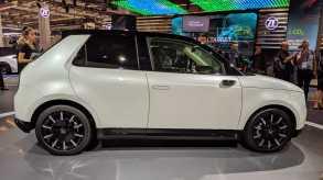 Honda E Launched in Frankfurt (5)