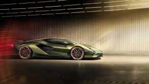 Lamborghini Sian8