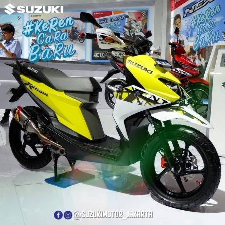 Suzuki Nex Strom