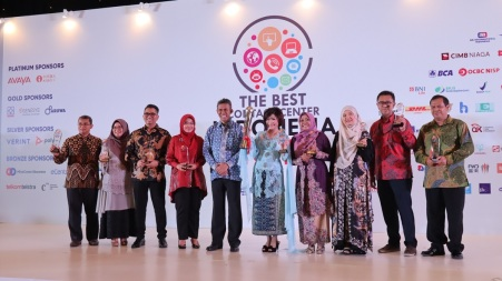 The Best Contact Center Indonesia 2019