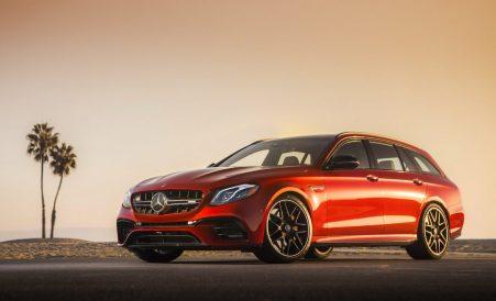 Mercedes-Benz AMG E63 2019
