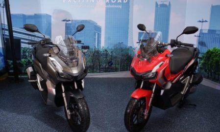 Honda ADV150 Diluncurkan di Thailand