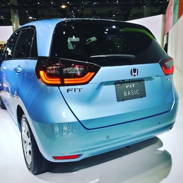 Honda Jazz 2020 - Basic