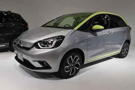 Honda Jazz - Fit 2020