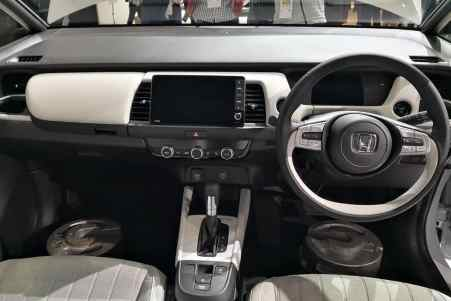 Interior Honda Jazz 2020